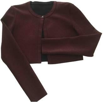 Alaia Burgundy Knitwear for Women