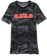 Nike Boy's Lebron James - Pixel Dri-Fit T-Shirt