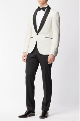 HUGO BOSS Nemir Lapel Collar Tuxedo Jacket