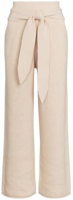 Jonathan Simkhai Tala high-rise belted pants