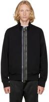 Maison Margiela Black Multi Zip Jacket