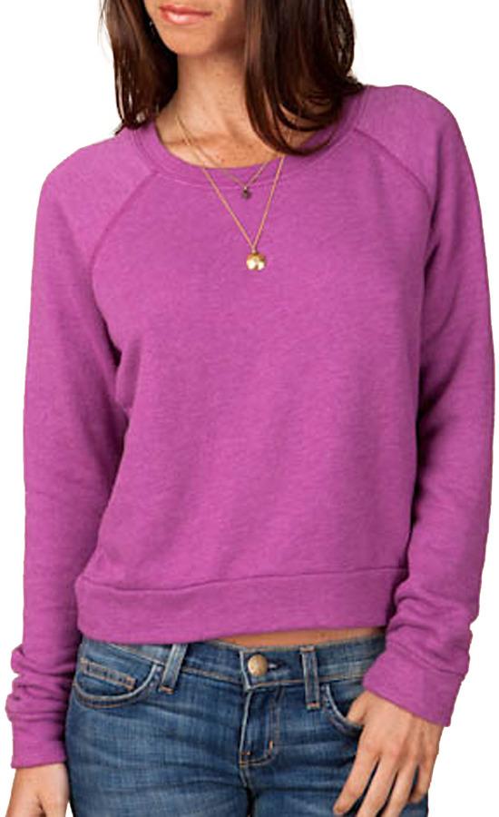 Alternative Apparel Leenie Long-Sleeved Top
