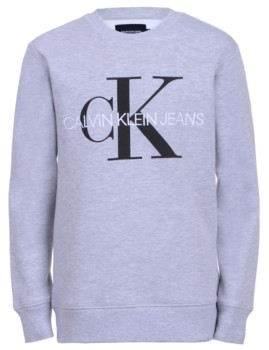 Calvin Klein Big Boys Logo Graphic Sweatshirt