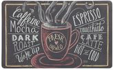 Food NetworkTM Fresh Brewed Love Kitchen Mat - 18'' x 30''
