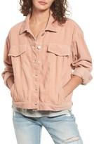 BP Women's Corduroy Trucker Jacket