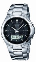 Casio Wave Ceptor Wva-M150de-1aer Men's Watch