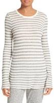 ATM Anthony Thomas Melillo Women's Stripe Jersey Tee
