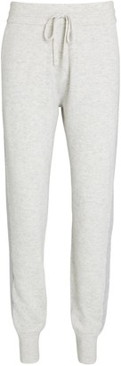 Intermix Carson Wool-Cashmere Joggers