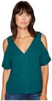 BB Dakota Miller Cold Shoulder Top Women's Clothing