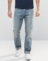 Edwin ED-49 Red Listed Selvage Relaxed Fit Jeans
