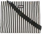 Marni striped oversized tote - women - Cotton - One Size