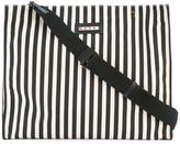 Marni striped oversized tote