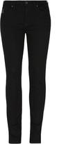 Vivienne Westwood Anglomania Super Skinny Jeans Black Denim size 28