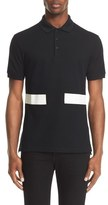 Givenchy Band Appliqué Polo