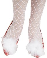 Rubie's Costume Co Rubie's Women's Marabou Shoe Puffs