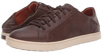 OluKai Kahu Pahaha (Espresso/Tapa) Men's Shoes