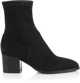 Aquatalia Tia Suede Ankle Boots