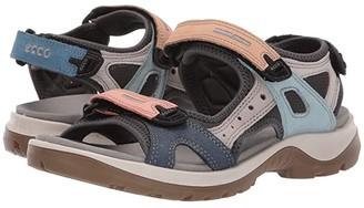 Ecco Sport Offroad Sandal (Multicolor) Women's Sandals