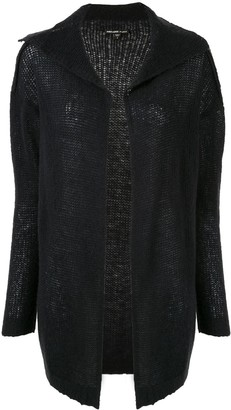 James Perse Spread Collar Cardigan