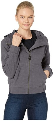 Prana Sandoval Jacket (Charcoal) Women's Coat