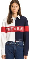 Tommy Hilfiger Tommy Jeans Cropped Rugby