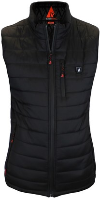 ActionHeat Women's 5V Battery-Heated Puffer Vest