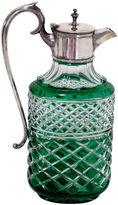 One Kings Lane Vintage Antique Cut Glass Wine Pitcher