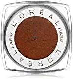 L'Oreal Infallible 24 HR Eye Shadow, Bottomless Java, 0.12 Ounces