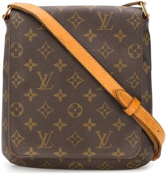Louis Vuitton 2000s Monogram Musette crossbody bag