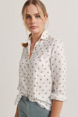 Sportscraft Daisy Spot Linen Shirt