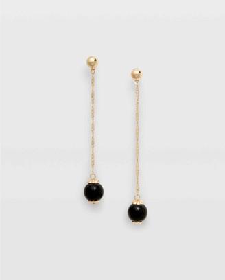 Club Monaco Bead Pendant Earring