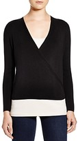 Nic+Zoe Nic + Zoe Long Sleeve Wrap Sweater