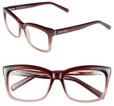 Bobbi Brown Women's The Brooklyn 53Mm Reading Glasses - Brown