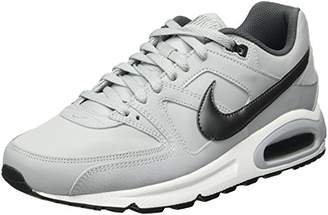 Nike Men's Air Max Command Leather Sneakers, Grey (Wlf Grey/Mtlc Drk Gry/Blck/Wht)