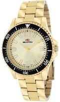 Seapro SP5413 Women's Tideway Gold Stainless Steel Watch