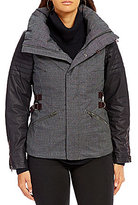 Columbia Sorel Joan of Arctic Single-Breasted Wool Down Jacket