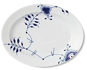 Royal Copenhagen Blue Mega Oval Platter