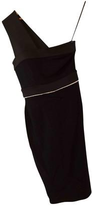 Hoss Intropia Black Cotton - elasthane Dress for Women