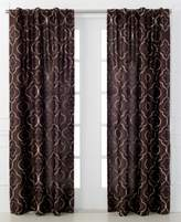 "CLOSEOUT! Elrene Gia Embroidered 52"" x 95"" Room Darkening Panel"