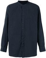Casey Casey - plain shirt - men - Cotton - S
