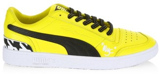 Puma Ralph Sampson x Off Duty Leather Sneakers