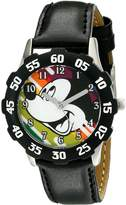 Disney Kids' W001973 Mickey Mouse Analog Display Analog Quartz Watch