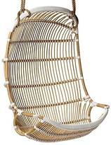Serena & Lily Double Hanging Rattan Chair