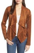 KUT from the Kloth Tayanita Faux Suede Jacket