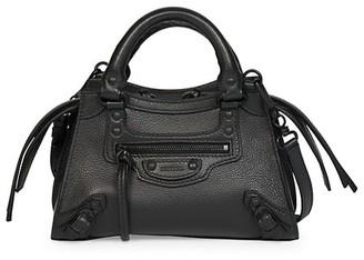 Balenciaga Neo Classic Leather Satchel