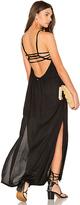 RVCA Hazel Maxi Dress in Black