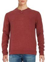 Tommy Bahama New Flip Side Pro Abaco Splitneck Sweatshirt