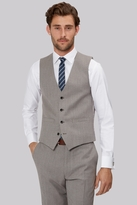 French Connection Neutral Semi Plain Waistcoat