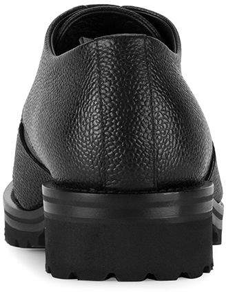 Marni Grained Leather Derby Shoes
