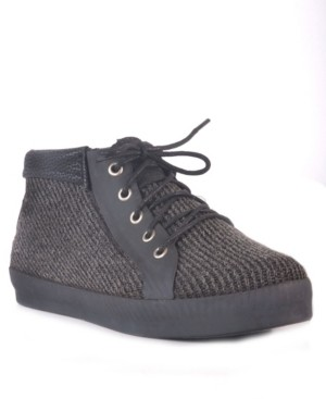 dav Hampton Tweed Waterproof Women's Rain Sneaker Women's Shoes